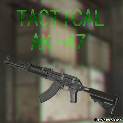 Tactical AK-47 V2