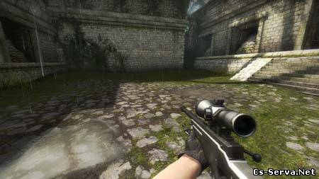 The Old & Dusty AWP для CS:GO