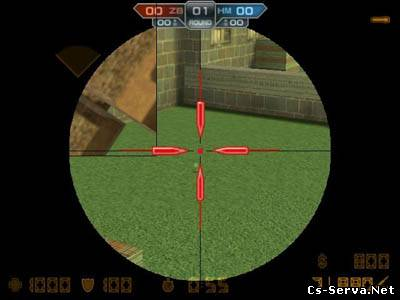 Red 3d scope