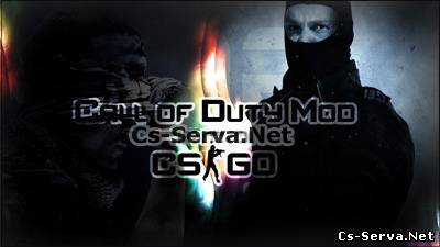 Мод Call of Duty Mod для CS:GO