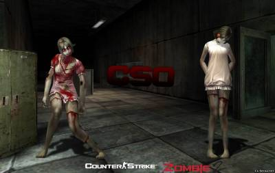Готовый Zombie Plague Advance CSO MoD сервер