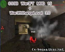 CSSB War3FT MOD 1.5 + War3ftChangeLevel 3.0