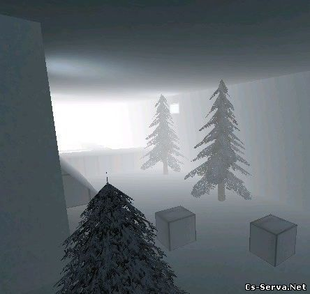 Карта deathrun_snow_wind_v2