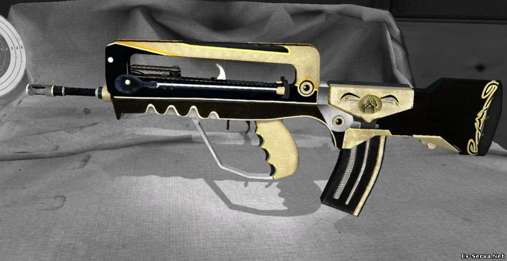 FAMAS | Gold Legend