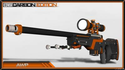 C-6 Carbon Edition AWP
