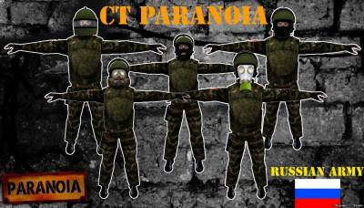 PARANOIA ALPHA CT PACK REANIMATED
