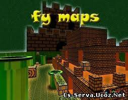 Fy Maps [30 штук]